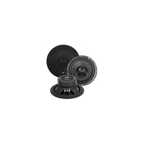 ESX Navigation Lautsprecher DSP Endstufen Aktiv Subwoofer ESX HZ62 16,5cm Koax Lautsprecher