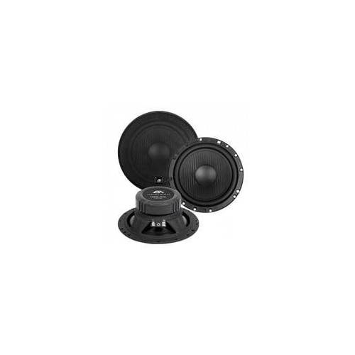 ESX Navigation Lautsprecher DSP Endstufen Aktiv Subwoofer ESX HZ62W 16,5cm Kickbass Lautsprecher Paar