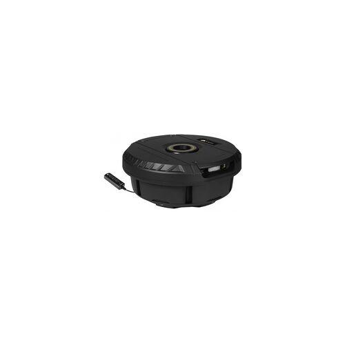 ESX Navigation Lautsprecher DSP Endstufen Aktiv Subwoofer ESX V1100A Aktiv Subwoofer Reserverad