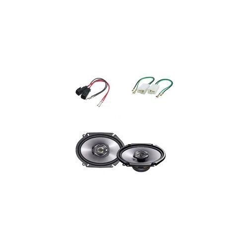 """Clarion 6x8"""" Lautsprecher für Mazda"""