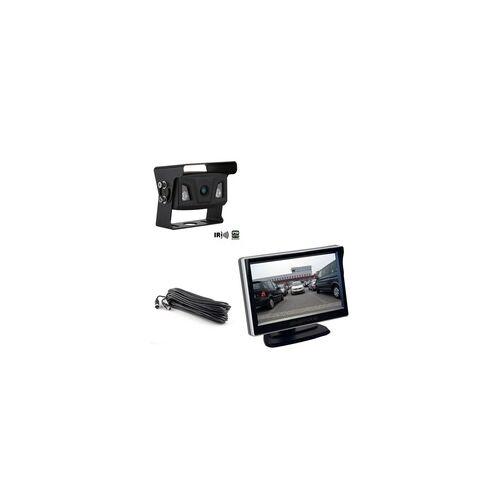 Ampire Rückfahrkamera Universal Set Kipper LKW Pritsche