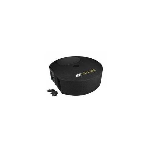 ESX Navigation Lautsprecher DSP Endstufen Aktiv Subwoofer ESX Q300A Aktiv Subwoofer Reserverad