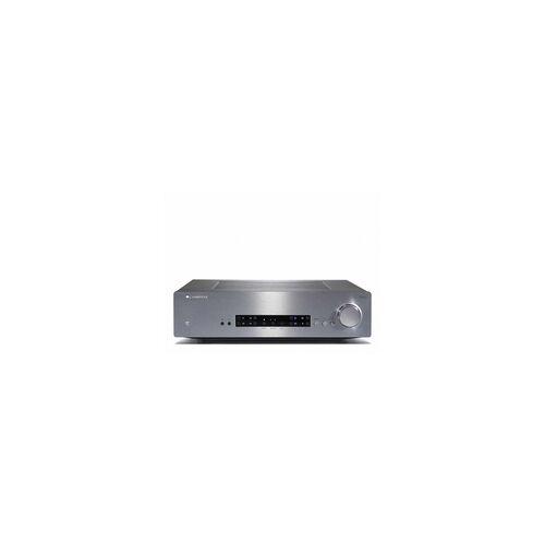 Cambridge-Audio Verstärker CD-Player Streaming Cambridge Audio CXA60 silber