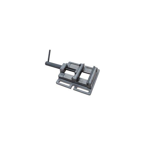 Holzmann Maschinenschraubstock M100 für Tischbohrmaschine, Säulenbohrmaschine