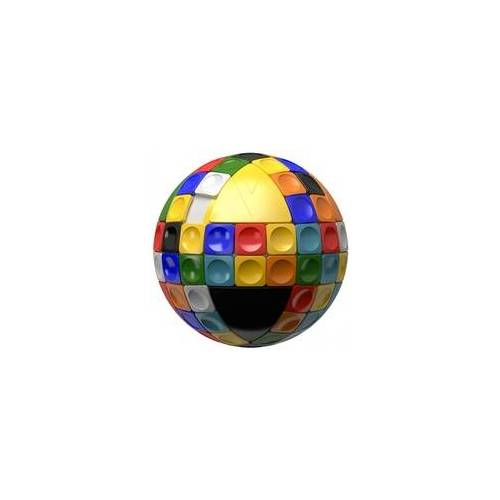 Cube Spiel V-Cube V-Sphere Spherical Puzzle