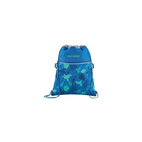 coocazoo Turnbeutel Rocket Pocket 2 tropical blue
