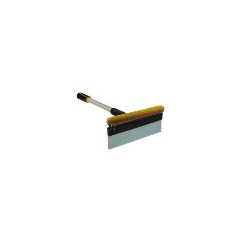 WamSter® Scheibenreiniger Fensterreiniger + Abzieher Silikon 52cm
