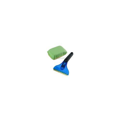 Eiskratzer mit Autoschwamm Set ICE PATROL