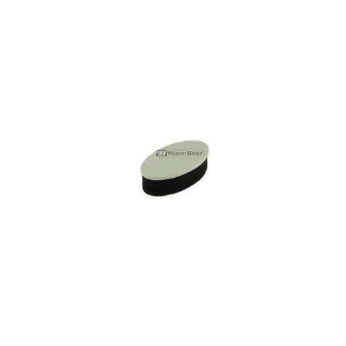 WamSter® WamSter Applikator schwarz weich Farbe, Politur, Wachs