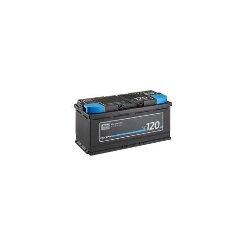 ECTIVE SC 120 AGM Semi Cycle Versorgungsbatterie 120Ah