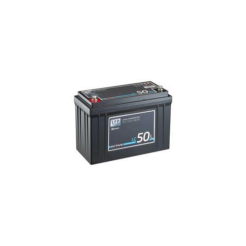 ECTIVE LC 50L BT 24V LiFePO4 Lithium Versorgungsbatterie 50 Ah