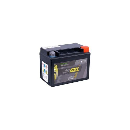 Intact Bike-Power GEL Rollerbatterie GEL12-4L-B 4Ah (DIN 50411) YB4L-B