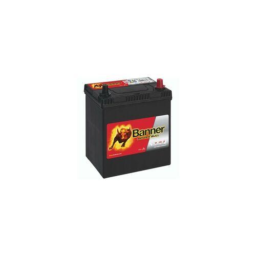 Banner P4026 Power Bull 40Ah Autobatterie