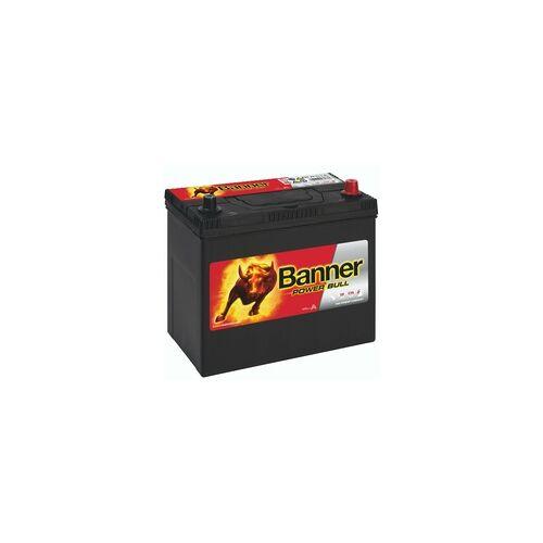 Banner P4523 Power Bull 45Ah Autobatterie