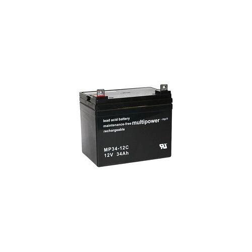 multipower MP34-12C 34Ah