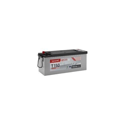 Accurat Traction T150 AGM Versorgungsbatterie 150Ah