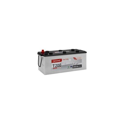 Accurat Traction T200 Versorgungsbatterie 200Ah