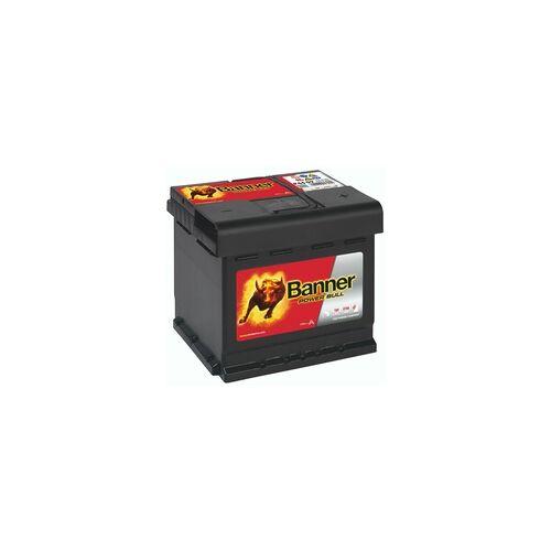 Banner P4409 Power Bull 44Ah Autobatterie