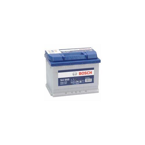 Bosch S4 005 Autobatterie 60Ah
