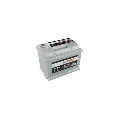 Bosch S5 004 Autobatterie 61Ah