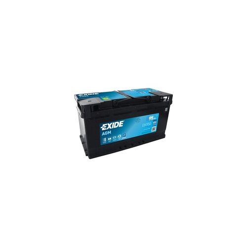 Exide EK950 AGM-Batterie 95Ah