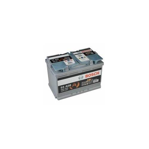 Bosch S5 A08 AGM-Batterie 70Ah