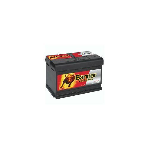 Banner P7412 Power Bull 74Ah Autobatterie