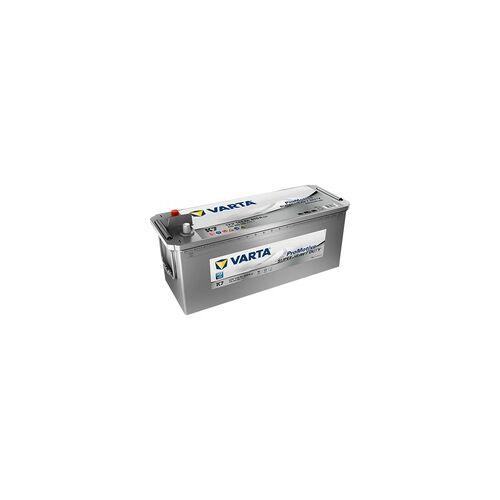 Varta K7 PROmotive Silver 145Ah LKW-Batterie