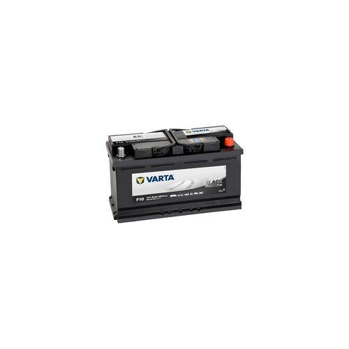 Varta F10 ProMotive Black 588 038 068 Autobatterie 88Ah