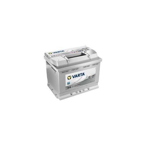 Varta D15 Silver Dynamic 563 400 061 Autobatterie 63Ah