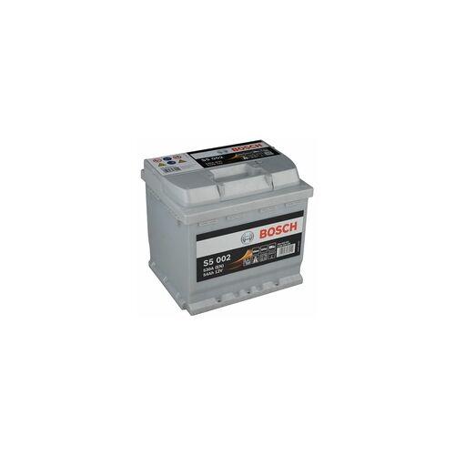 Bosch S5 002 Autobatterie 54Ah