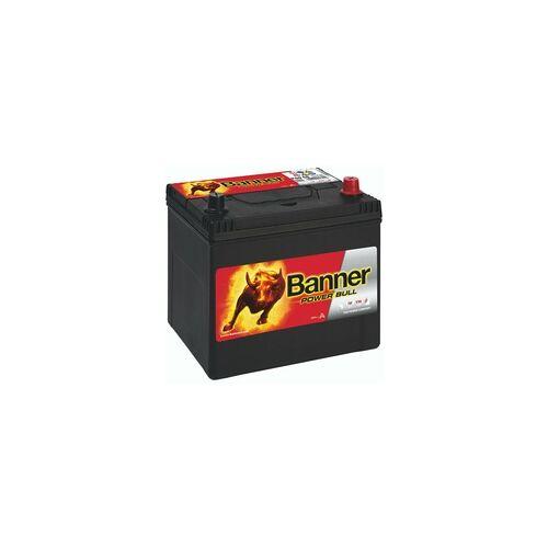 Banner P6068 Power Bull 60Ah Autobatterie