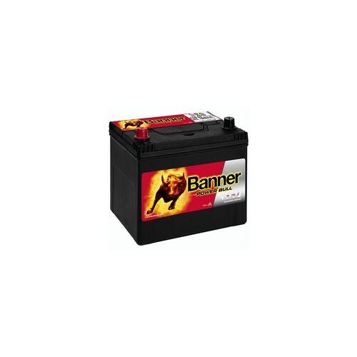 Banner P6069 Power Bull 60Ah Autobatterie