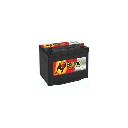 Banner P7029 Power Bull 70Ah Autobatterie