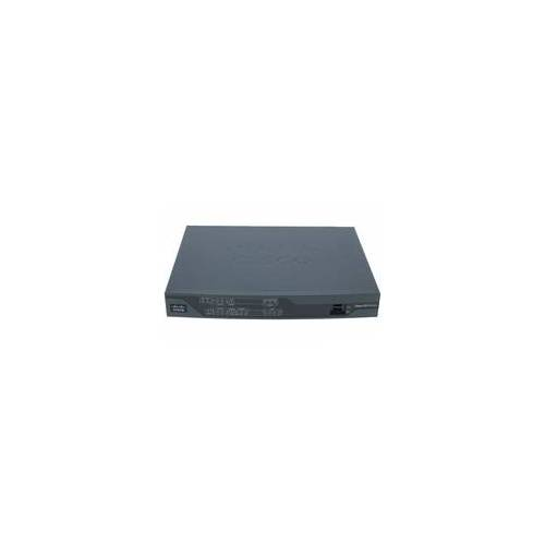 Cisco Systems - C892F-CUBE-K9 - C892F-CUBE-K9 - Router - Glasfaser (LWL)