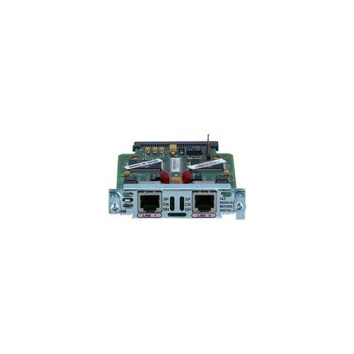Cisco Systems - WIC-2AM= - Two-port Analog Modem WAN Interface Card