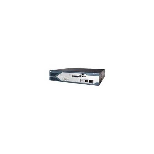 Cisco Systems - C2851-35UC-VSEC/K9 - 2851 Kabelrouter - Router - 1.000 Mbps - USB Extern