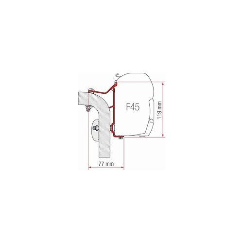 Fiamma Adapter FIAMMA Hymer Van B2 450 cm für F45 F70 ZIP