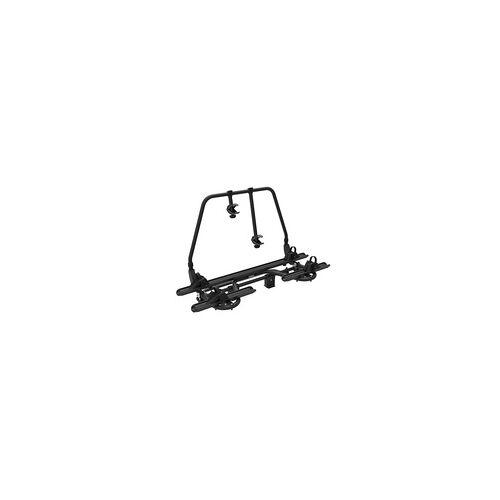Thule Fahrradträger THULE Caravan Superb XT Black Standard Deichselträger für 2 Fahrräder