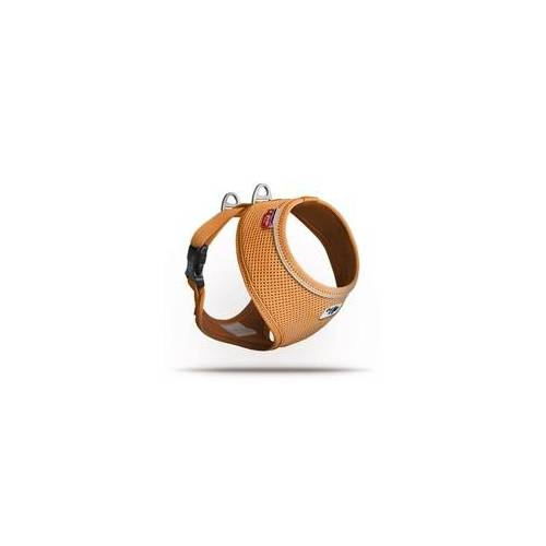 Curli Basic Geschirr Air-Mesh Orange S