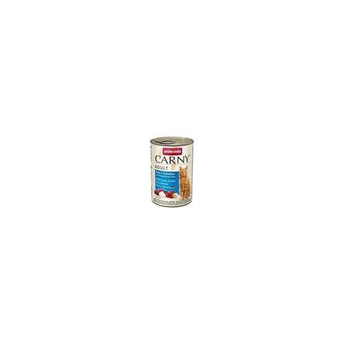 Animonda Carny Adult Rind & Kabeljau & Petersilienwurzeln 400g (Menge: 6 je Bestelleinheit)