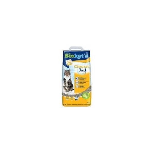 Gimborn Streu Biokats Classic 3 in 1 10 Liter