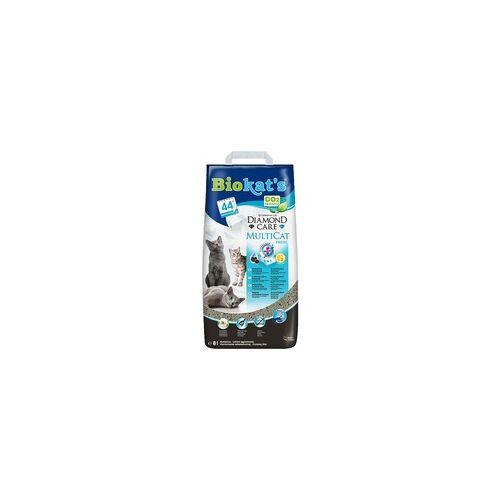 Gimborn Streu Biokats Diamond Care MultiCat Fresh 8 Liter