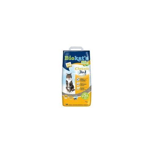 Gimborn Streu Biokats Classic 3 in 1 18 L
