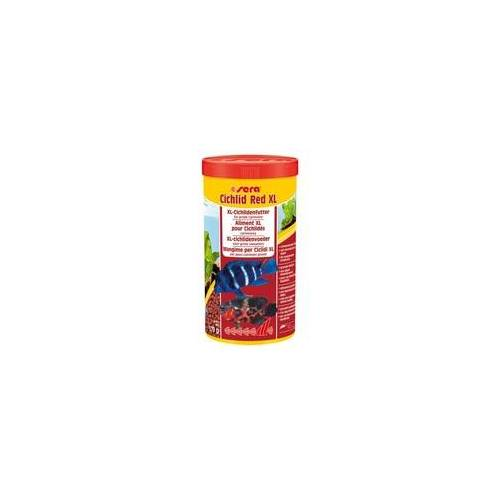 Aquaristik Sera sera Cichlid Red XL 1000 ml / 370 g