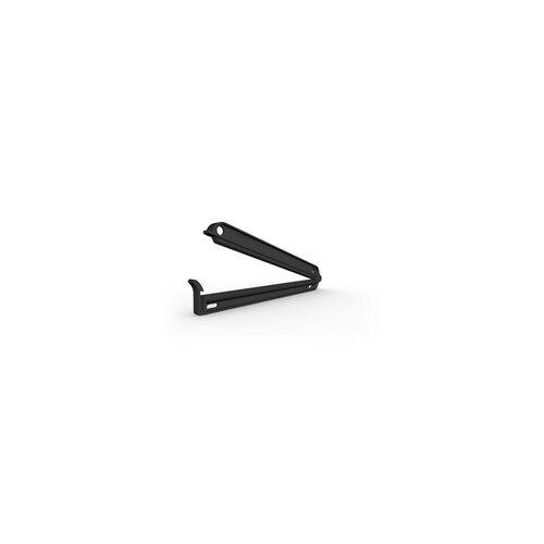 Verschlussklemmen Verschlussklemme schwarz für Beutel bis 5kg