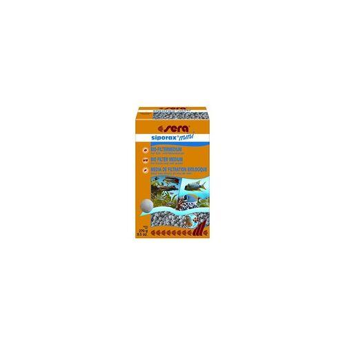 Aquaristik Sera sera Siporax Mini 270g