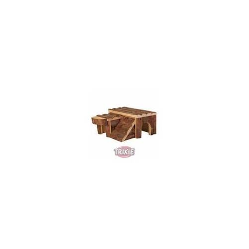 Trixie Natural Living Hamsterhaus Luka 14 × 7 × 14 cm