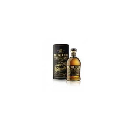 Bacardi Aberfeldy 12 years Single Highland Whisky 40 % 0,70 l
