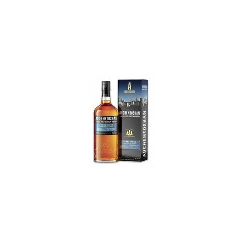 Beam Auchentoshan Three Wood Lowland Single Malt Whisky 0,7l